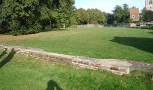 Tattershall Castle Wall